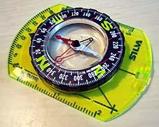 Silva Compass Voyage  シルバコンパス ボヤージ